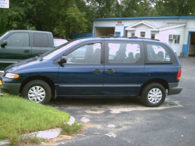 chrysler voyager 2000 - photo #38