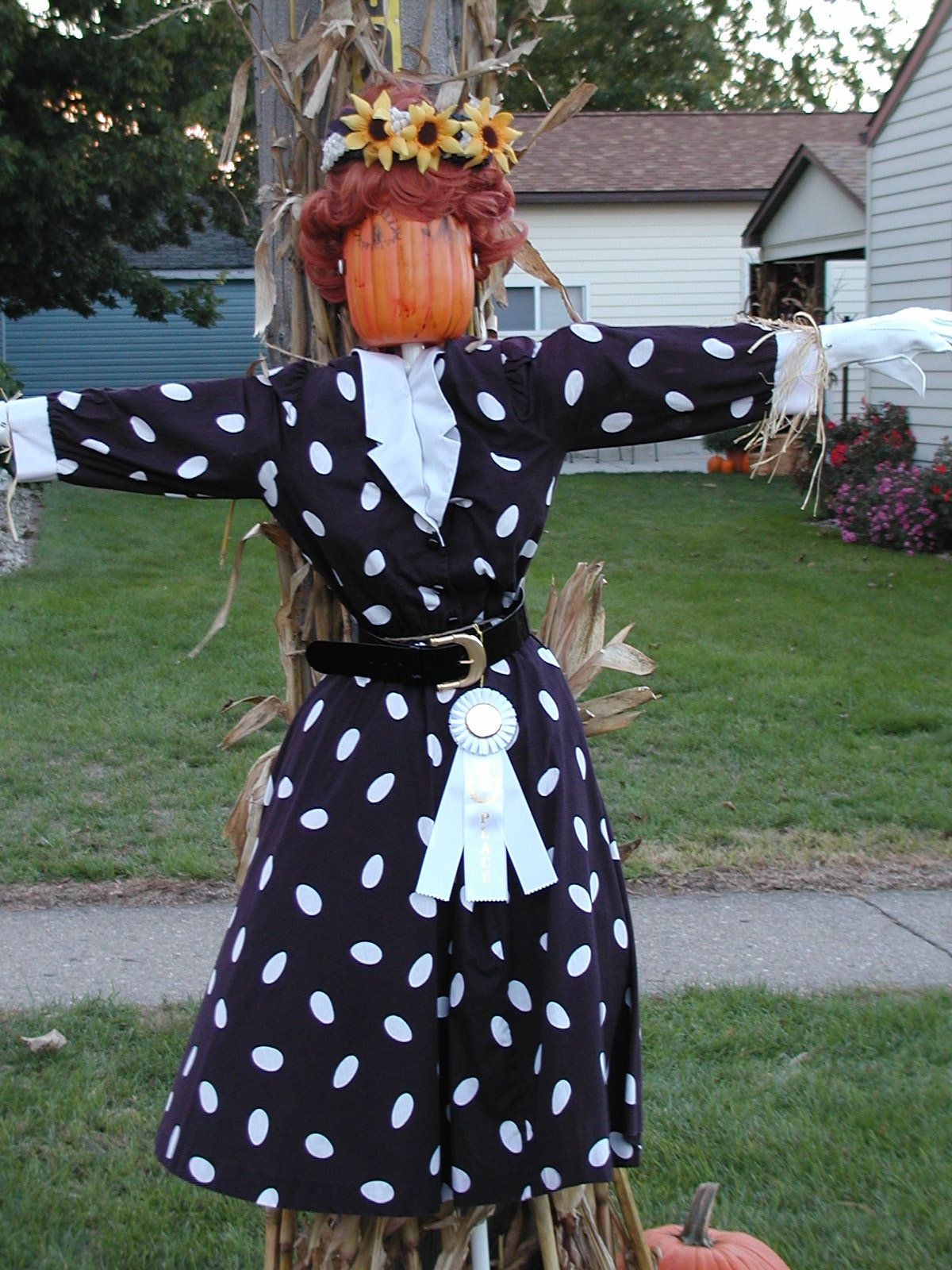 scarecrows | Notes from Rumbly Cottage