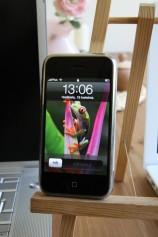 iPhone crass