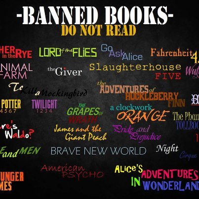 Banned Books picture