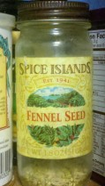 Tuna Salad - Fennel Seed Jar