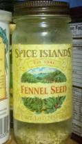 Tuna Salad - Fennel Seed Jar