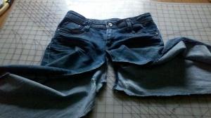 Pants - Unsewn