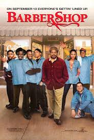 Barber Shop starring Ice Cube, Cedric the Entertainer, Eve, Micheal Ealy, Anthony Anderson, Troy Garity, David Keith, Sean Patrick Thomas