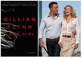 Gone Girl with Ben Affleck and Rosamund Pike