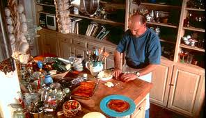 Hector Elizondo as the Chef in Tortilla Soup