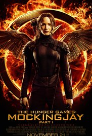 Mocking Jay part 1