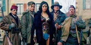 Wonder woman - picture