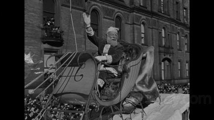 Miracle Parade Santa