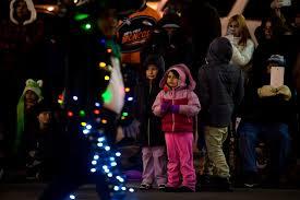 Parade, christmas