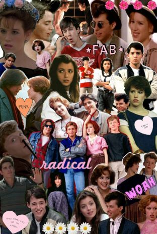 John Hughes Collage