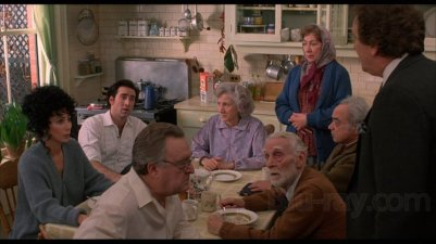 Moonstruck - family breakfast