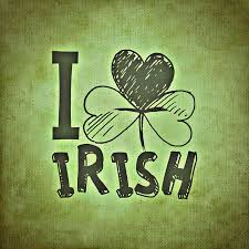 I heart Irish