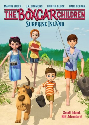 Boxcar Children Surprise Island