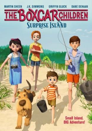 Boxcar Children Surprise Island