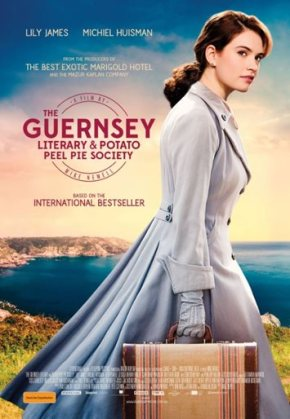 Guernsey Literary and Potato peel pie society largeposter