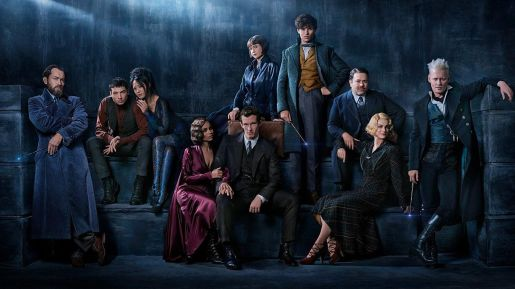Crimes of Grindelwald fullcast