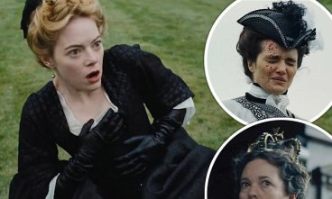 *COMPOSITE* The Favourite GRABS