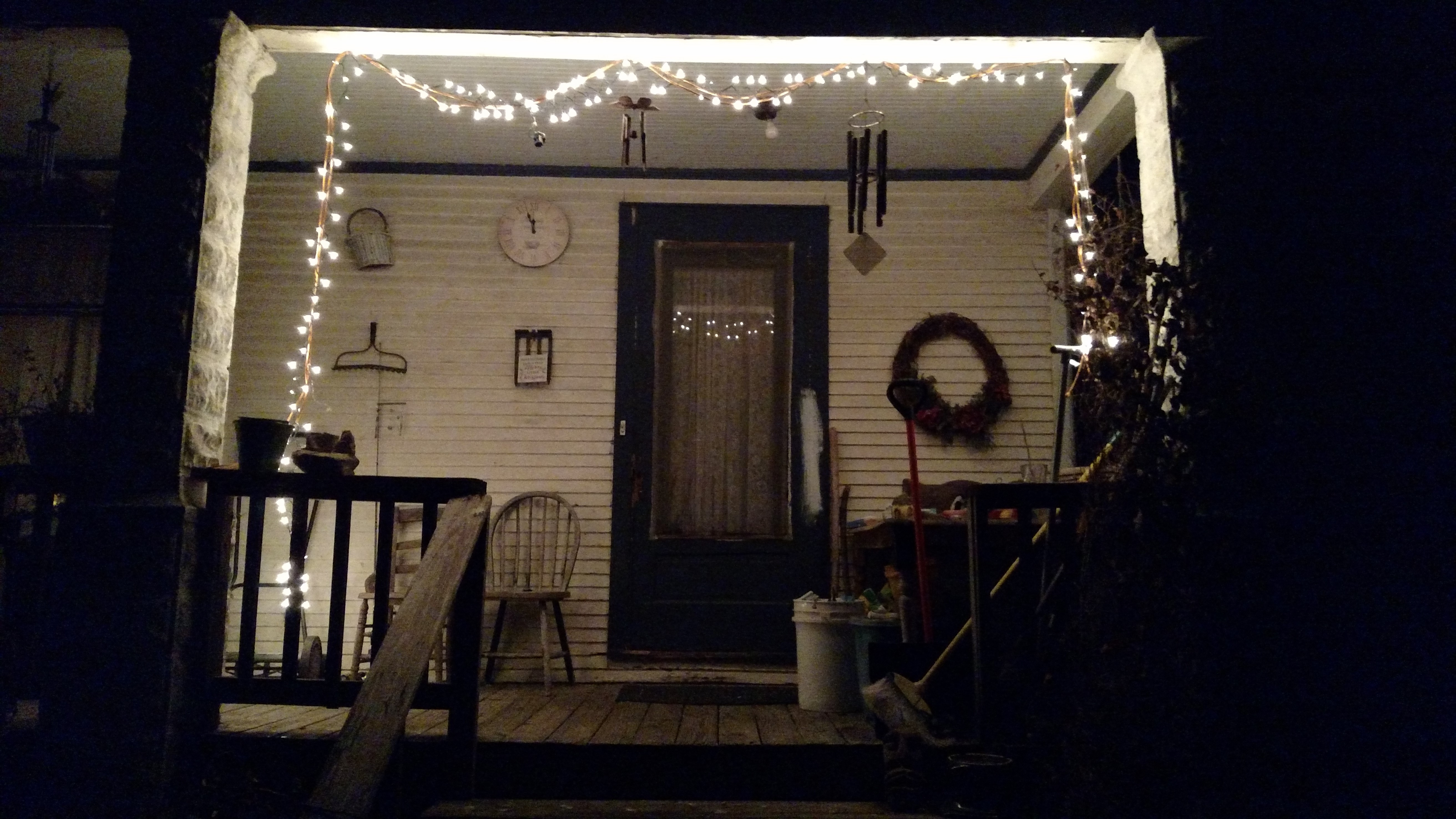 Porch Christmas